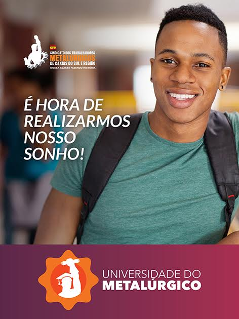 Universidade do Metalúrgico - Banner